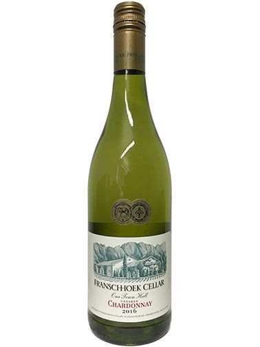 Franschhoek Cellar - Our Town Hall Chardonnay 2016