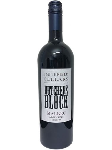 Smithfield Cellars Butchers Block Malbec 2018