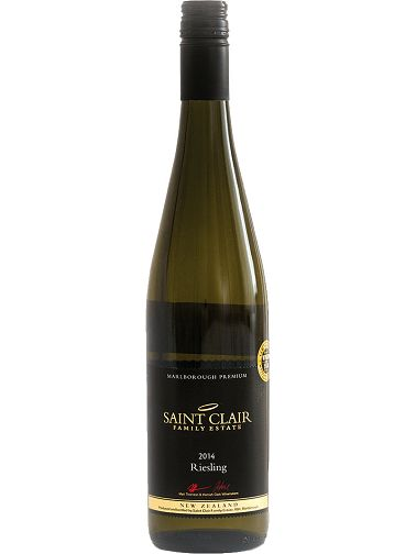 Saint Clair - Premium Riesling Marlborough 2014, 0,75l